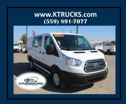 2019 Ford Transit Cargo for sale at Kingsburg Truck Center in Kingsburg CA