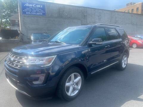 2017 Ford Explorer for sale at Amicars in Easton PA