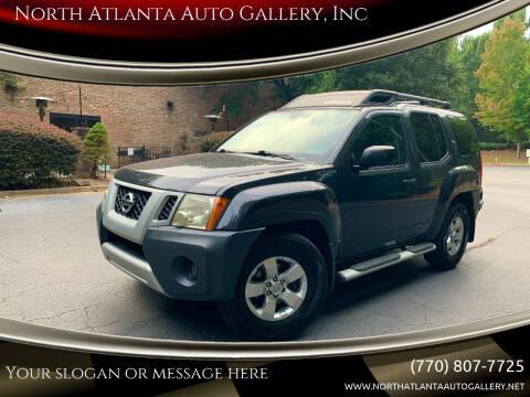 2010 Nissan Xterra for sale at North Atlanta Auto Gallery, Inc in Alpharetta GA