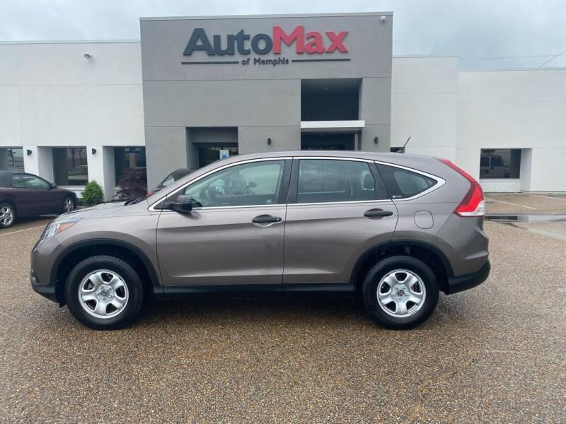 2012 Honda CR-V for sale at AutoMax of Memphis - Alex Vivas in Memphis TN