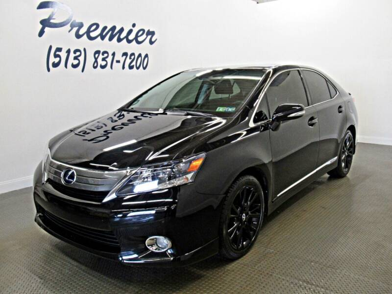 2010 Lexus HS 250h for sale at Premier Automotive Group in Milford OH
