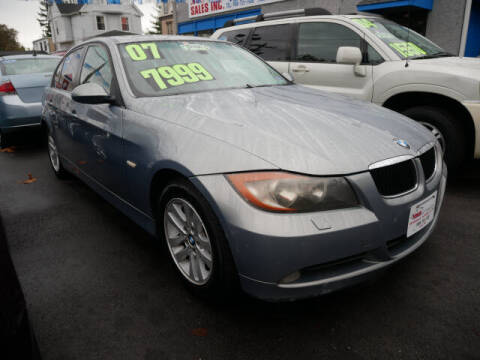 2007 BMW 3 Series for sale at M & R Auto Sales INC. in North Plainfield NJ