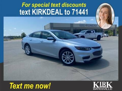 2017 Chevrolet Malibu for sale at Kirk Brothers Batesville in Batesville MS