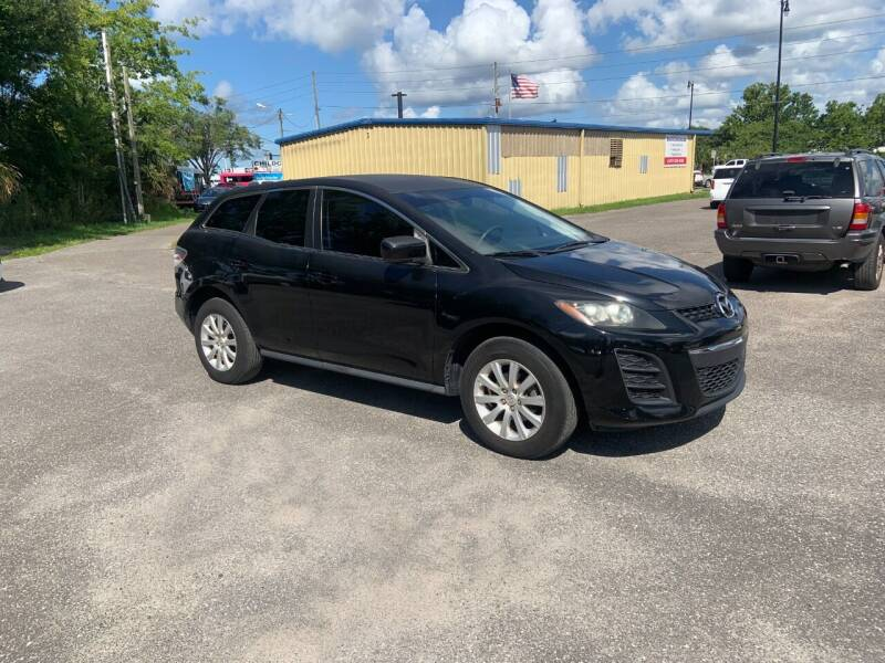 2010 Mazda CX-7 for sale at Sensible Choice Auto Sales, Inc. in Longwood FL