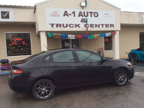 2013 Dodge Dart for sale at A-1 AUTO AND TRUCK CENTER in Memphis TN