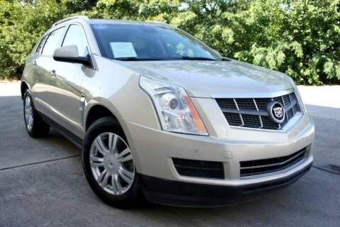 2011 Cadillac SRX for sale at CU Carfinders in Norcross GA