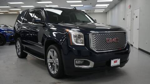 2017 GMC Yukon for sale at SZ Motorcars in Woodbury NY