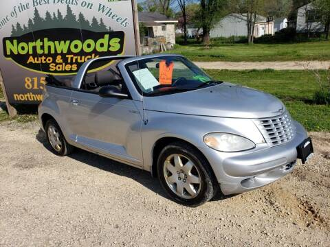 2005 Chrysler PT Cruiser for sale at Northwoods Auto & Truck Sales in Machesney Park IL