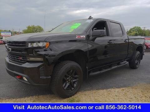 2019 Chevrolet Silverado 1500 for sale at Autotec Auto Sales in Vineland NJ