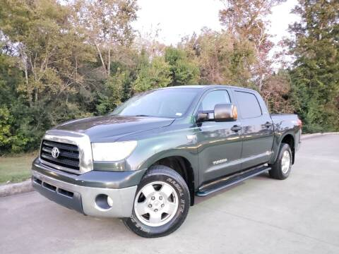 2008 Toyota Tundra for sale at Houston Auto Preowned in Houston TX