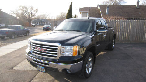 2011 GMC Sierra 1500 for sale at Auto Shoppe in Mitchell SD