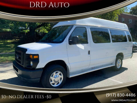 2010 Ford E-Series Cargo for sale at DRD Auto in Flushing NY