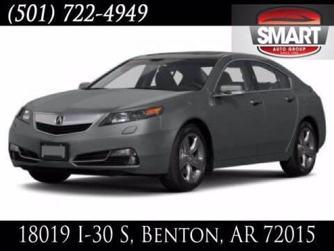2013 Acura TL for sale at Smart Auto Sales of Benton in Benton AR