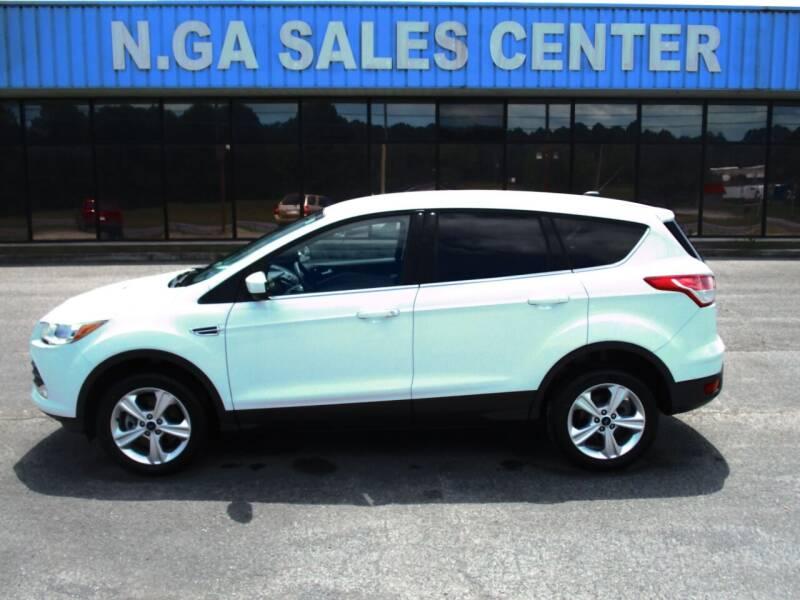 2013 Ford Escape for sale at NORTH GEORGIA Sales Center in La Fayette GA