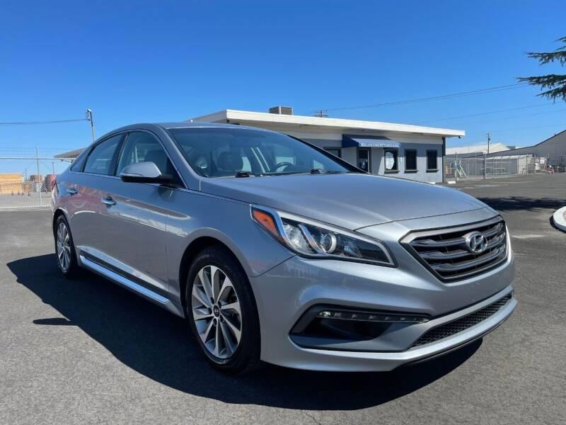 2015 Hyundai Sonata for sale at Approved Autos in Sacramento CA