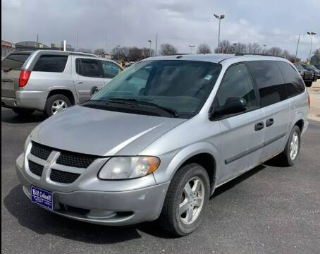 2007 Dodge Grand Caravan for sale at Cannon Falls Auto Sales in Cannon Falls MN