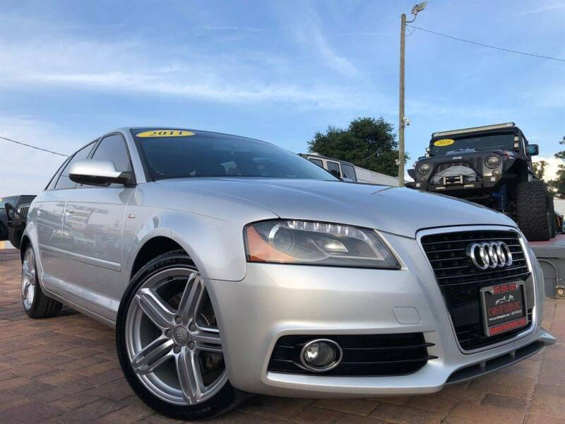 2011 Audi A3 for sale at Cars of Tampa in Tampa FL