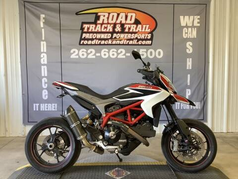 2013 Ducati HyperMotard SP for sale at Road Track and Trail in Big Bend WI