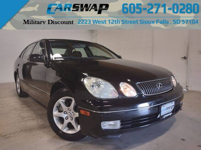 2003 Lexus GS 300 for sale at CarSwap in Sioux Falls SD