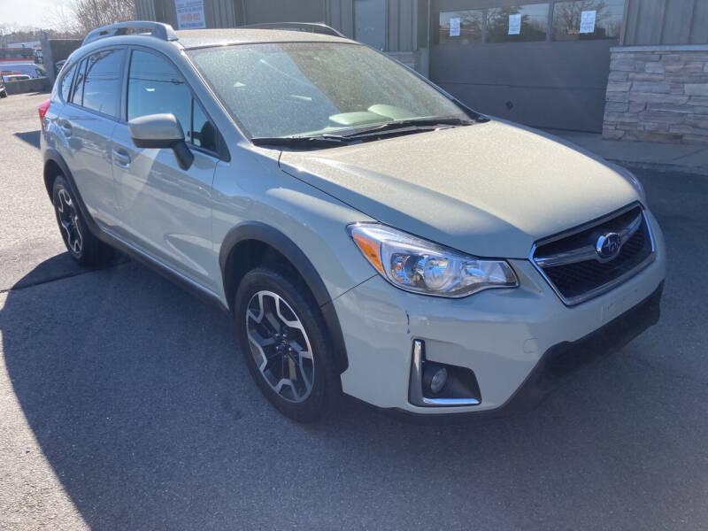 2017 Subaru Crosstrek for sale at 222 Newbury Motors in Peabody MA