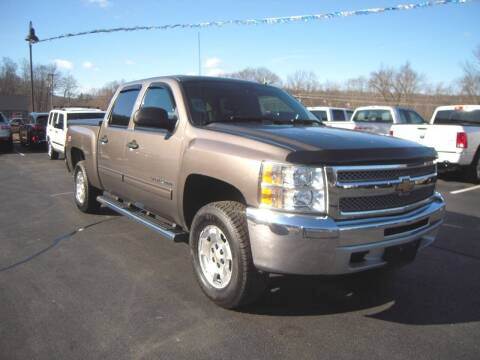 2013 Chevrolet Silverado 1500 for sale at 1-2-3 AUTO SALES, LLC in Branchville NJ