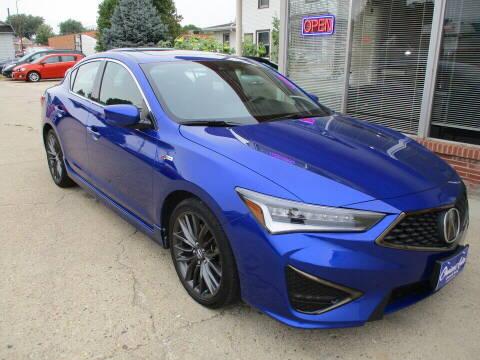 2019 Acura ILX for sale at Choice Auto in Carroll IA