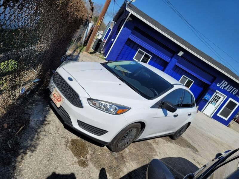2017 Ford Focus for sale at JR Auto Inc in San Antonio TX