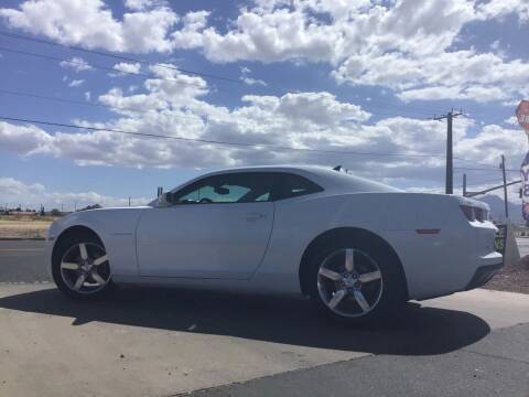 2010 Chevrolet Camaro for sale at SPEND-LESS AUTO in Kingman AZ