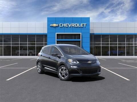 2021 Chevrolet Bolt EV for sale at Bob Clapper Automotive, Inc in Janesville WI