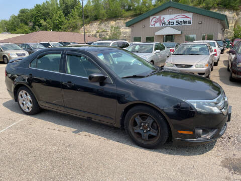 2010 Ford Fusion for sale at Gilly's Auto Sales in Rochester MN