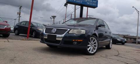 2008 Volkswagen Passat for sale at Nationwide Auto Group in Melrose Park IL