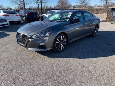 2019 Nissan Altima for sale at Sincere Motors LLC in Baltimore MD