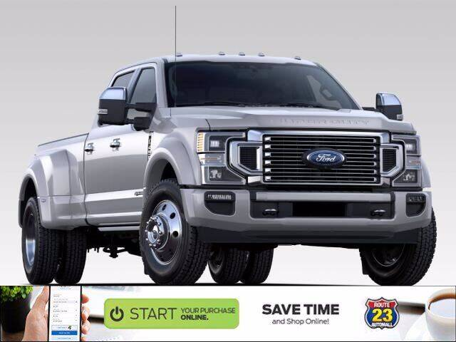 2020 Ford F-450 Super Duty for sale in Butler, NJ