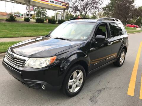 2010 Subaru Forester for sale at Via Roma Auto Sales in Columbus OH