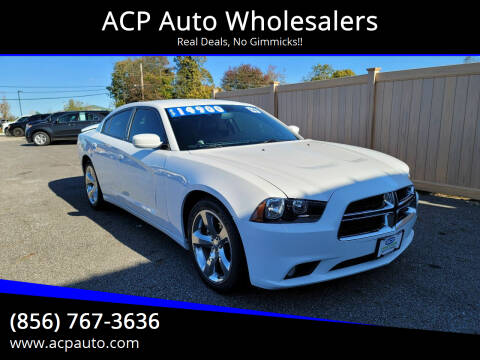 2014 Dodge Charger for sale at ACP Auto Wholesalers in Berlin NJ