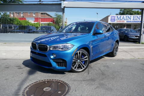 2017 BMW X6 M for sale at MIKEY AUTO INC in Hollis NY