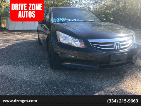 2011 Honda Accord for sale at DRIVE ZONE AUTOS in Montgomery AL