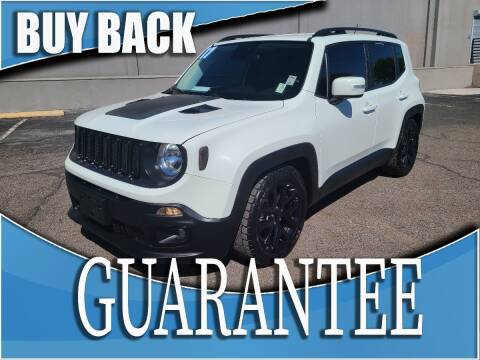 2017 Jeep Renegade for sale at Reliable Auto Sales in Las Vegas NV