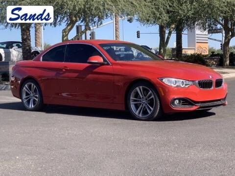 2017 BMW 4 Series for sale at Sands Chevrolet in Surprise AZ
