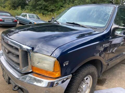 2001 Ford F-250 Super Duty for sale at Peppard Autoplex in Nacogdoches TX