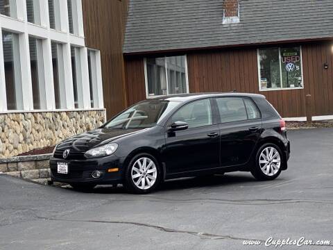 2011 Volkswagen Golf for sale at Cupples Car Company in Belmont NH