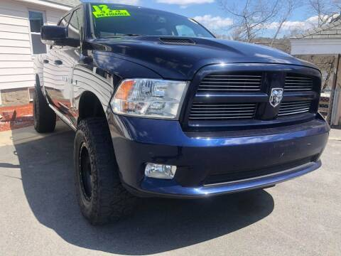 2012 RAM Ram Pickup 1500 for sale at Dracut's Car Connection in Methuen MA