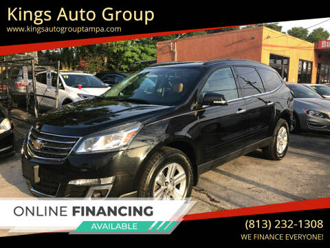 2014 Chevrolet Traverse for sale at Kings Auto Group in Tampa FL