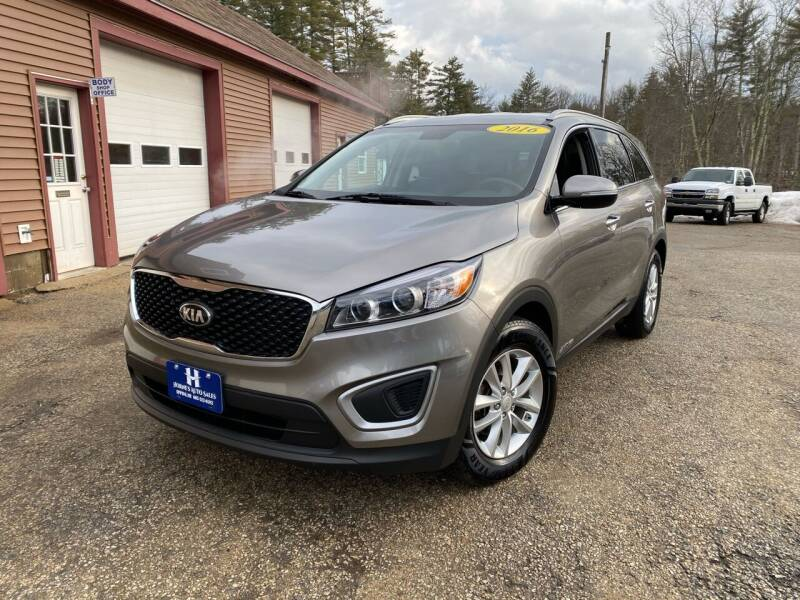 2016 Kia Sorento for sale at Hornes Auto Sales LLC in Epping NH