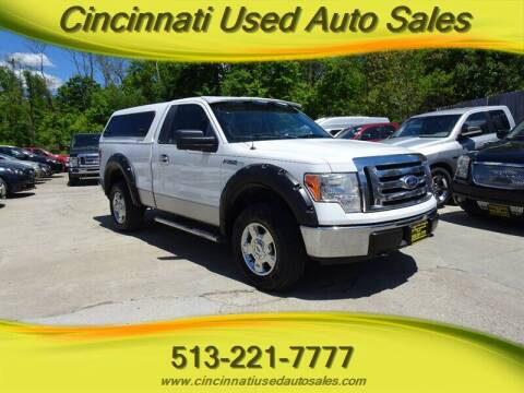 2009 Ford F-150 for sale at Cincinnati Used Auto Sales in Cincinnati OH