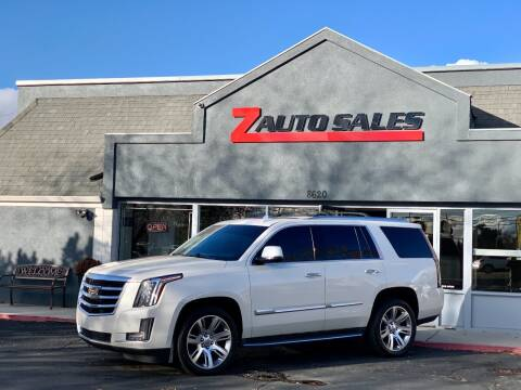 2015 Cadillac Escalade for sale at Z Auto Sales in Boise ID
