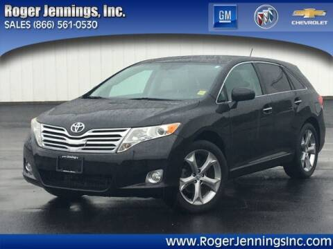 2010 Toyota Venza for sale at ROGER JENNINGS INC in Hillsboro IL