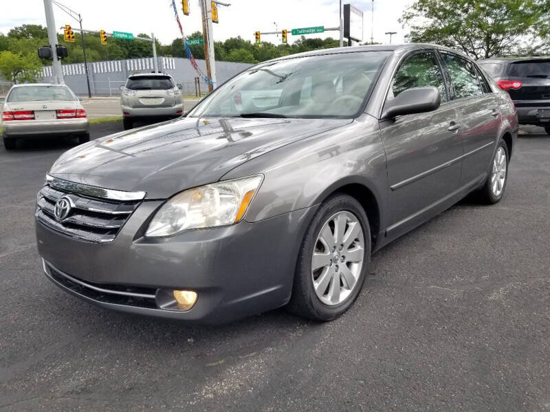 2006 Toyota Avalon for sale at Cedar Auto Group LLC in Akron OH