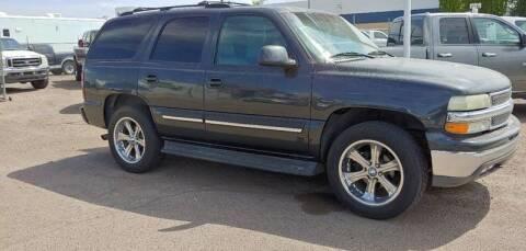 2004 Chevrolet Tahoe for sale at Advantage Motorsports Plus in Phoenix AZ