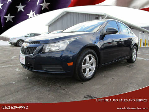 2011 Chevrolet Cruze for sale at Lifetime Auto Sales and Service in West Bend WI